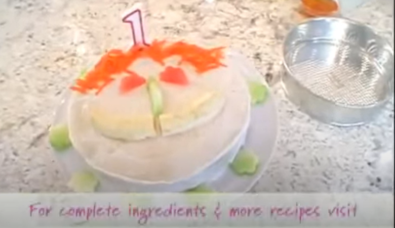 carrot birthday cake with icing recipe