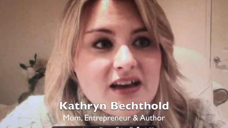 Parentpreneur Spotlight – Kathryn Bechthold – Part 1