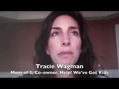 Parentpreneur Spotlight -Tracie Wagman of Help! We've Got Kids