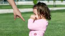 Is publicly humiliating your child a form of abuse?