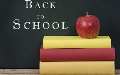 Surviving Back to School:  Tried, Tested & True Tips