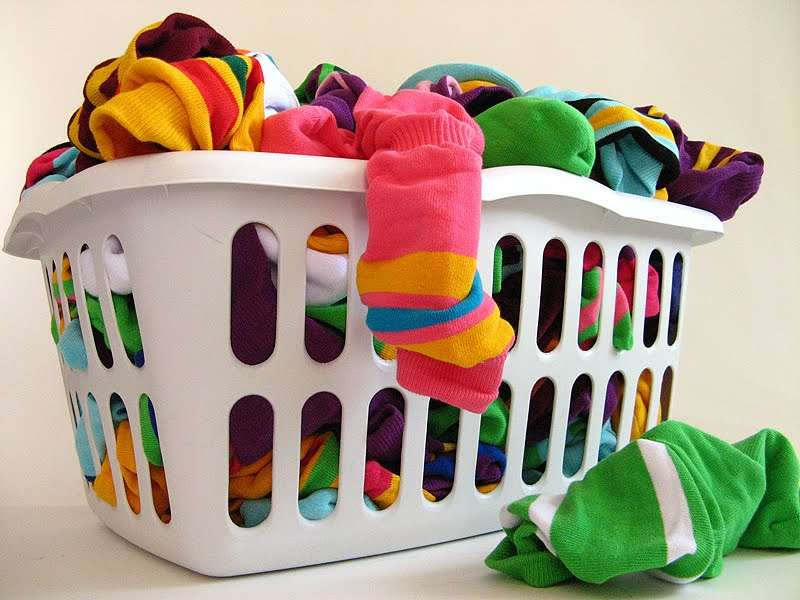 Perfectionism, Laundry and Parenting