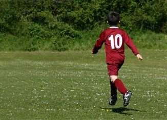 boy kid child soccer
