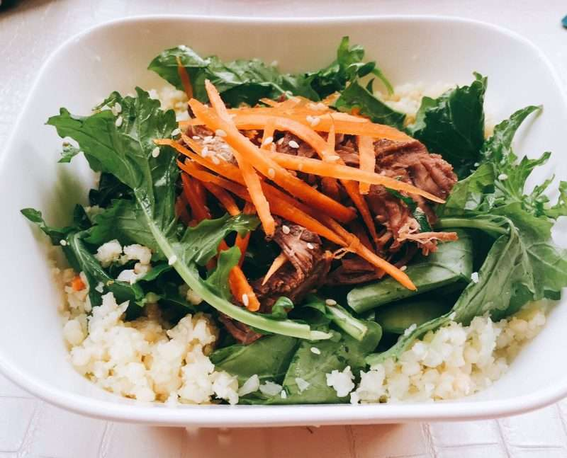 Nutrition Month Featured Recipe: Slow Cooker Asian Beef