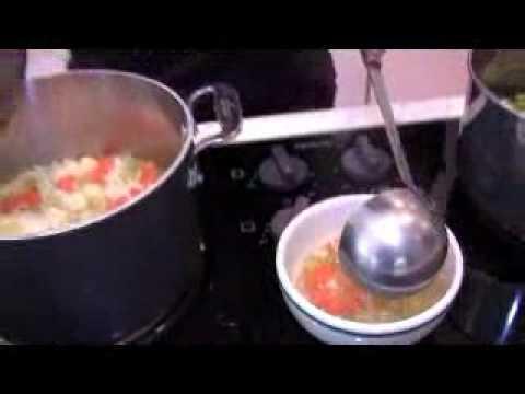 Super-simple Chicken Noodle Soup