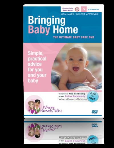 Bringing Baby Home - English Version - Where Parents Talk