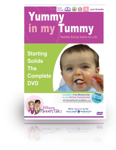 Yummy in My Tummy - English Version - Where Parents Talk