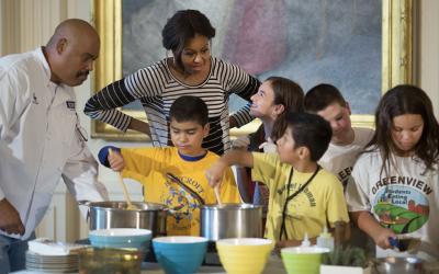Obama's Crusade: One Slice of the Obesity Pie
