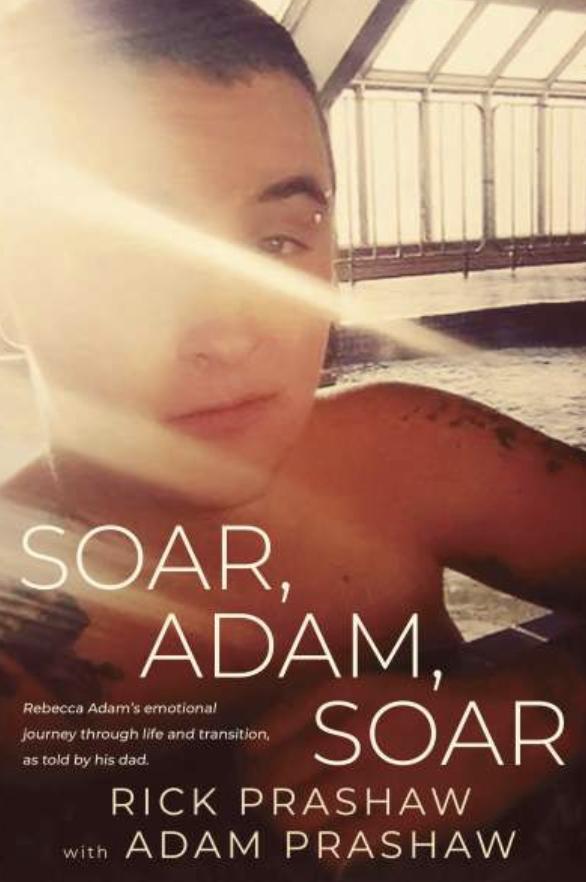 Soar Adam Soar book cover : Post: Transgender Parenting