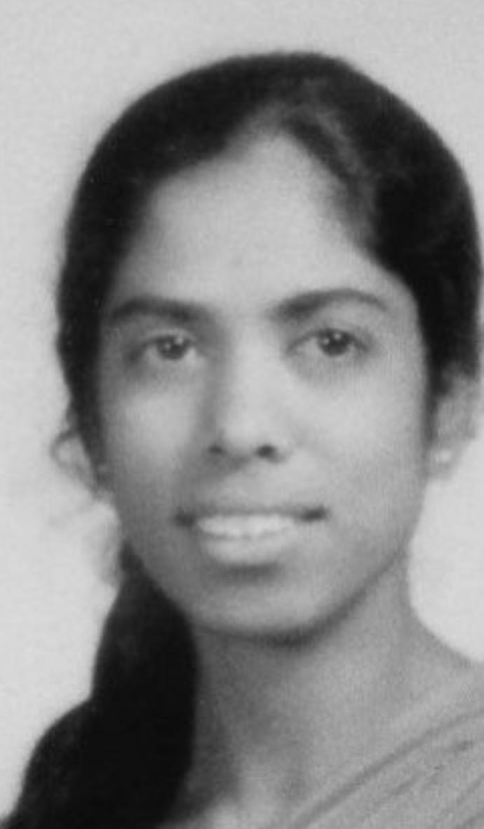 Photo of Shyamala Gopalan Harris