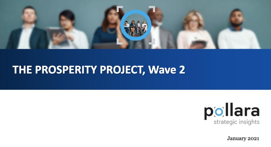 The Prosperity Project Wave 2 Survey