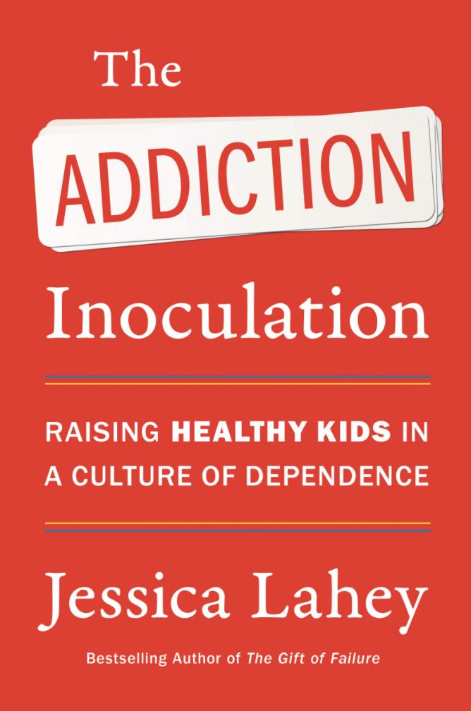 The Addiction Inoculation Book