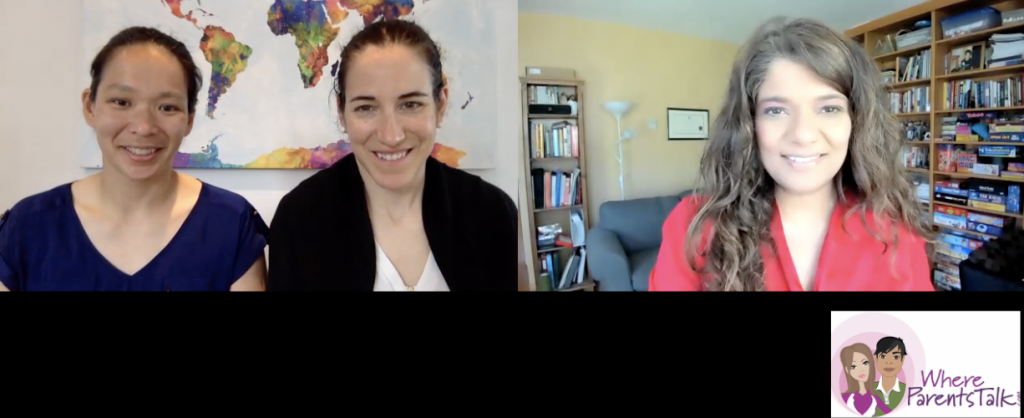 Interview with Lianne Castelino