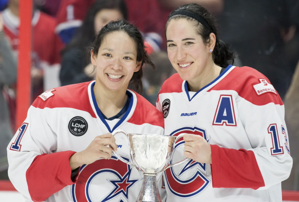 Top Moments of 2017: CWHL