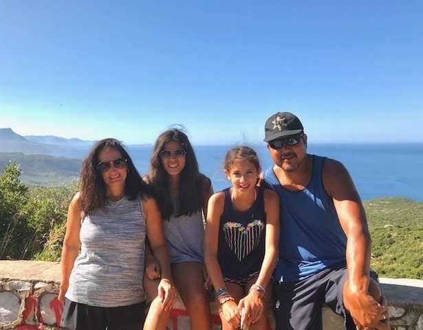 The Calvillo family