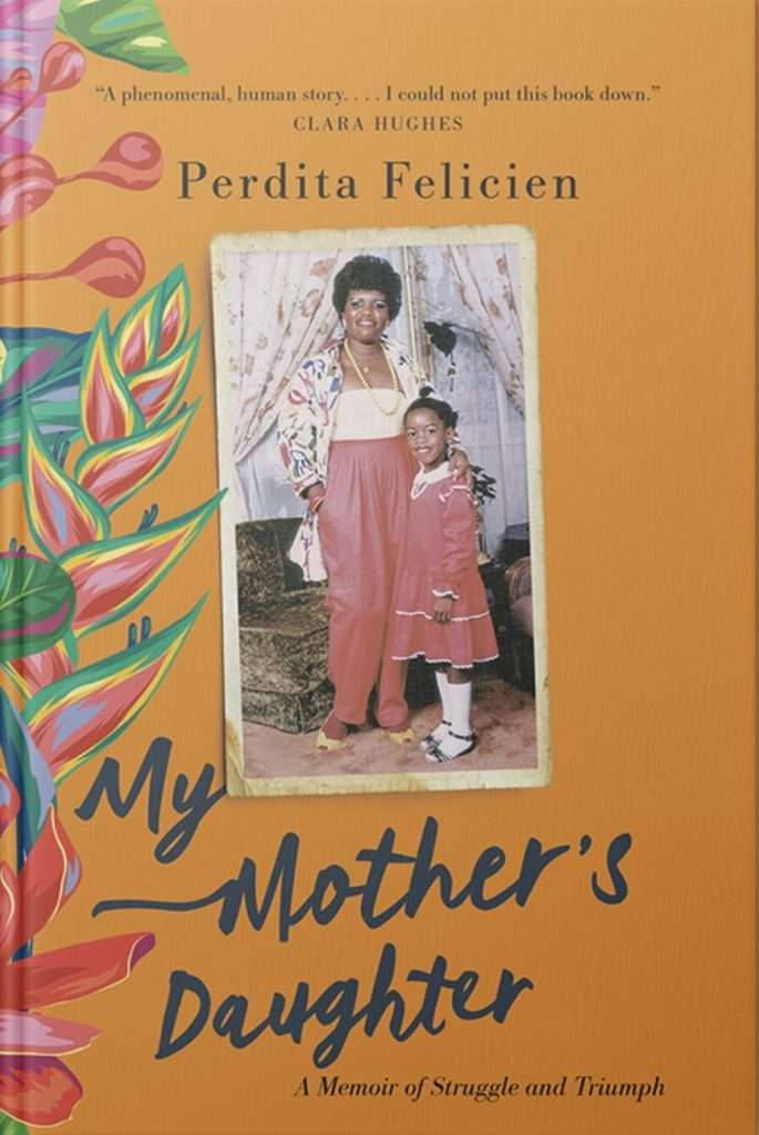 My Mother's Daughter Book