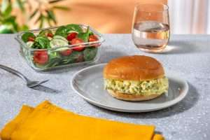 Eggcellent Egg Salad Sandwich - HelloFresh Canada - Corby-Sue Neumann