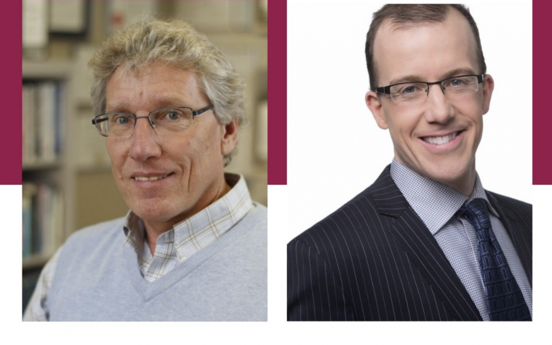 Show 7 | August 28, 2021 | Dr. Mark Tremblay: Study about screentime, mental health and physical activity | Ned Johnson: Communicating with Kids