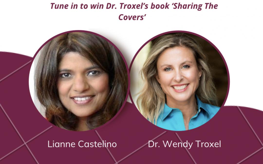 Radio promo Dr. Wendy Troxel