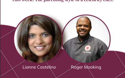 Show 13: October 9, 2021 | Roger Mooking: Food and Family with Chef Roger Mooking